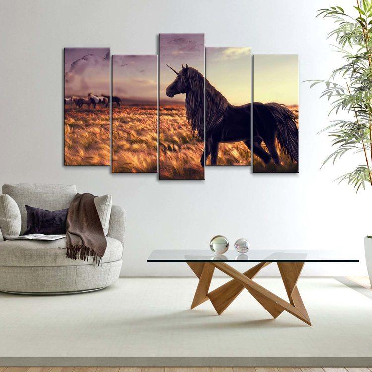 Картина Единорог