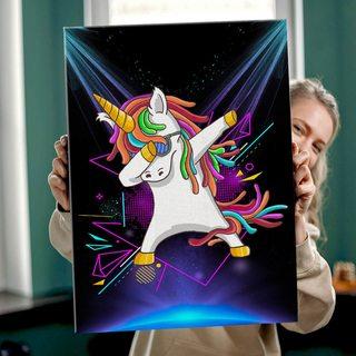 Картина ЕдинорогДэб
