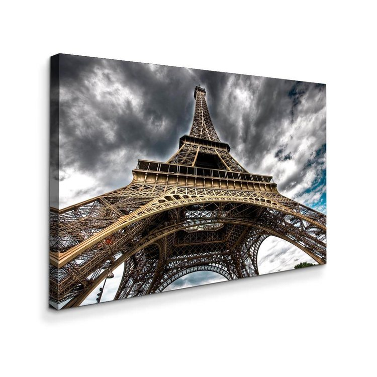 Картина Эйфелева башня Вблизи - p53659