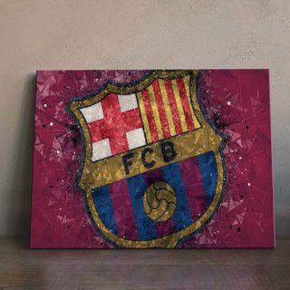 Картина Фк Барселона
