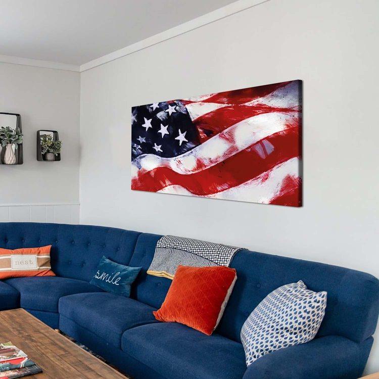 Картина Флаг USA