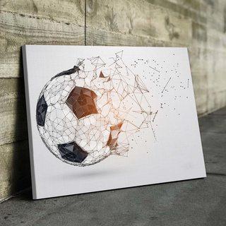 Картина Проекция Футбольного Мяча