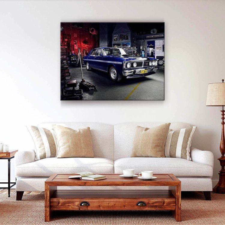 Картина Ford Falcon - p53820