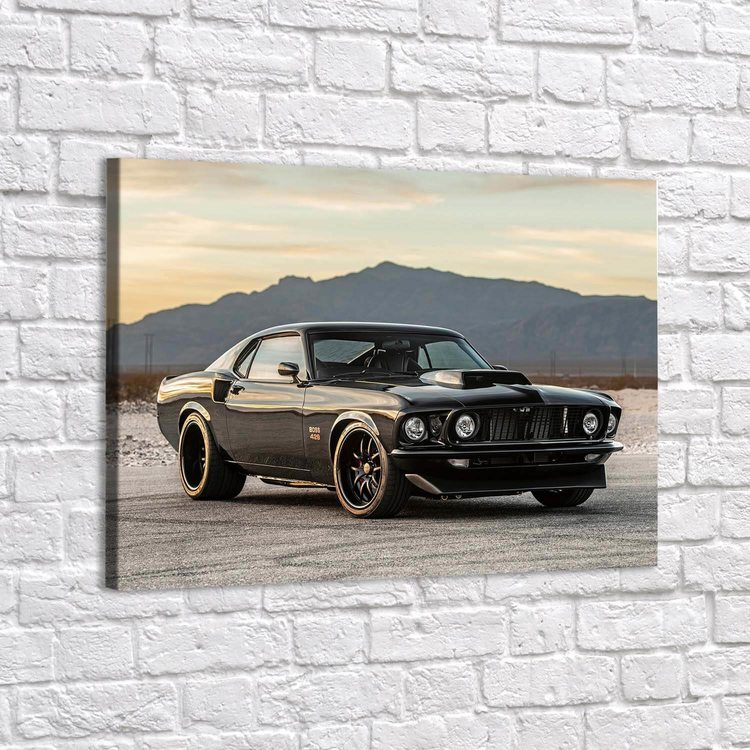 Картина Ford Mustang - p53806