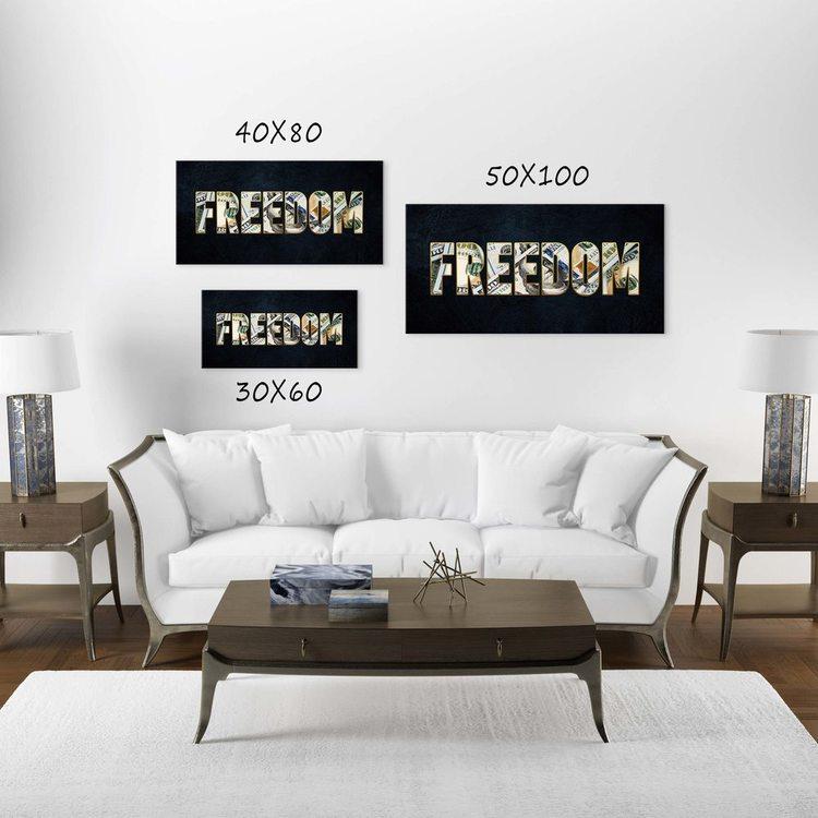 Картина Freedom