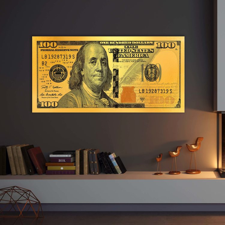 Картина Golden Dollar