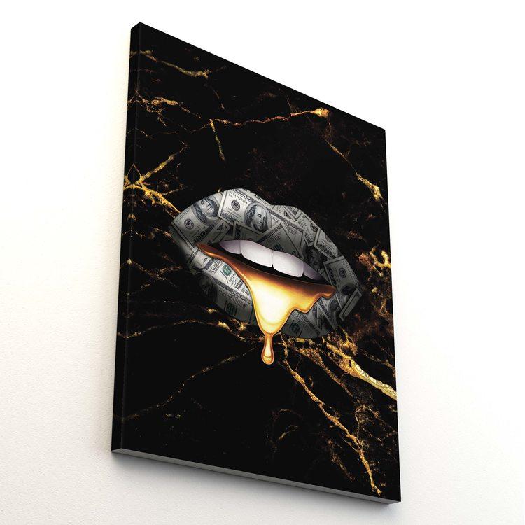 Картина Golden Kiss
