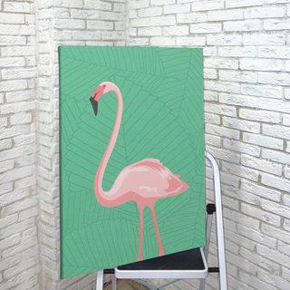 Картина Гордый Фламинго