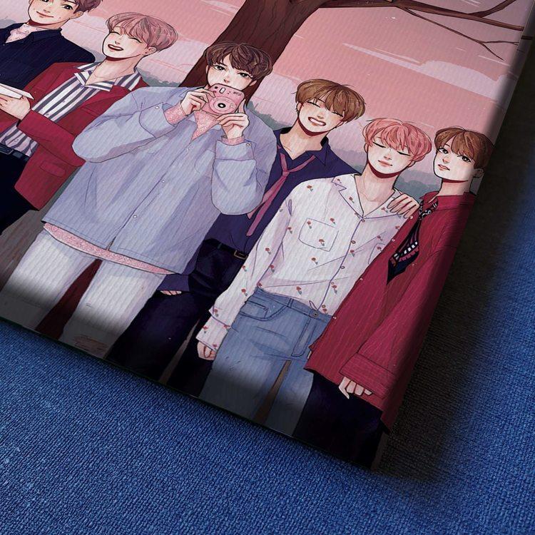 Картина Группа BTS
