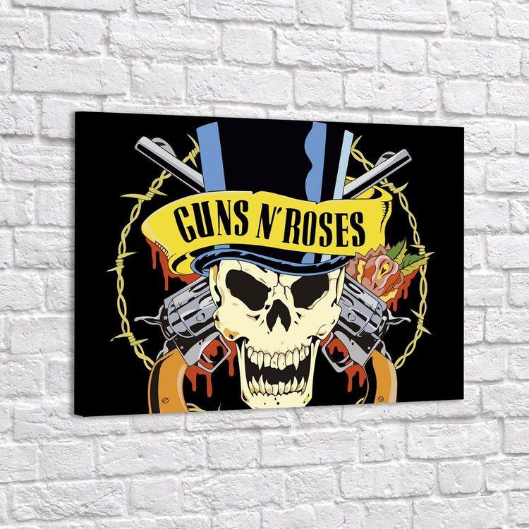 Картина Guns n roses - p53663