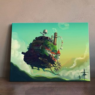 Картина Ходячий Замок