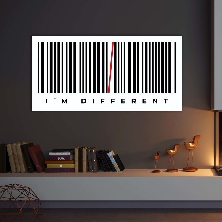 Картина I Am Different