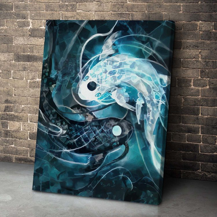 Картина Инь Ян