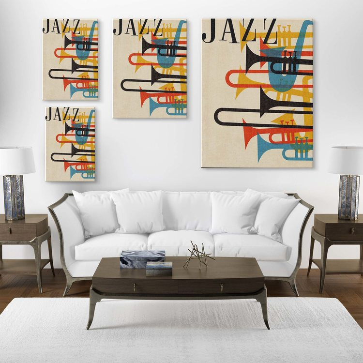 Картина Jazz - p53643