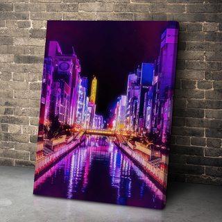 Картина Кибер мост