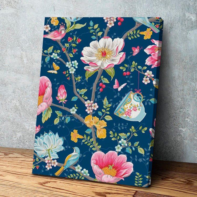 Картина Китайские Цветы