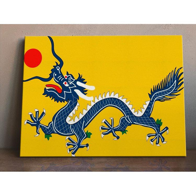 Картина Китайский Дракон