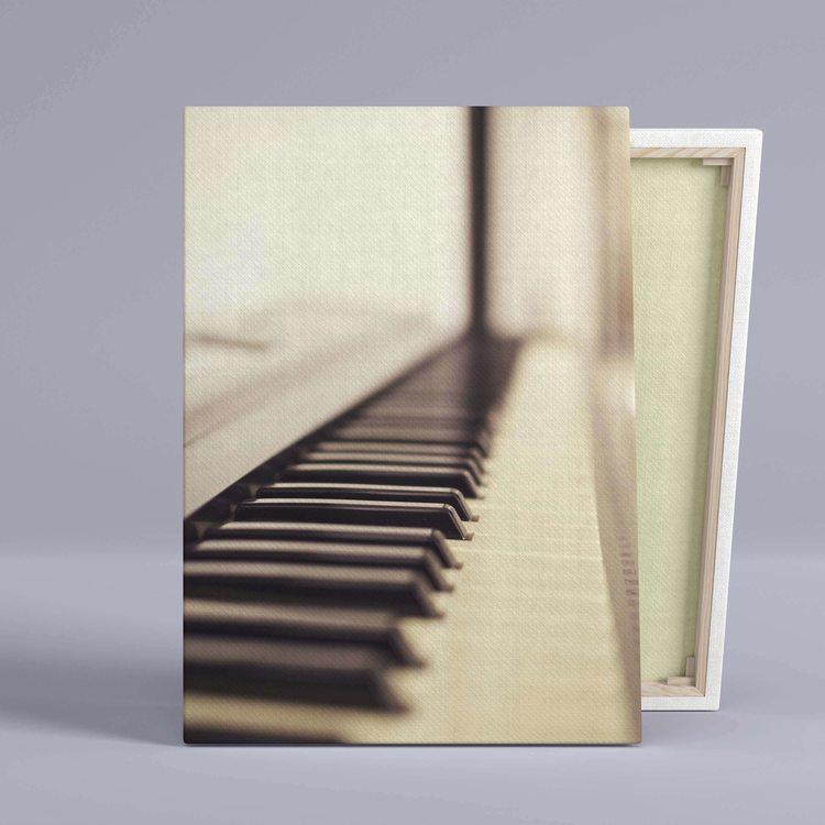 Картина Клавиши Пианина - p53645