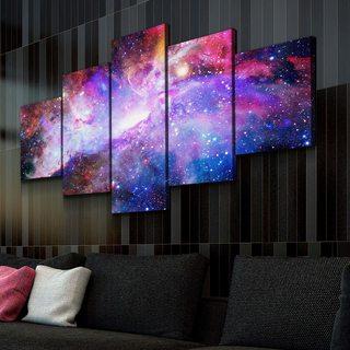 Картина Космическая Бесконечность