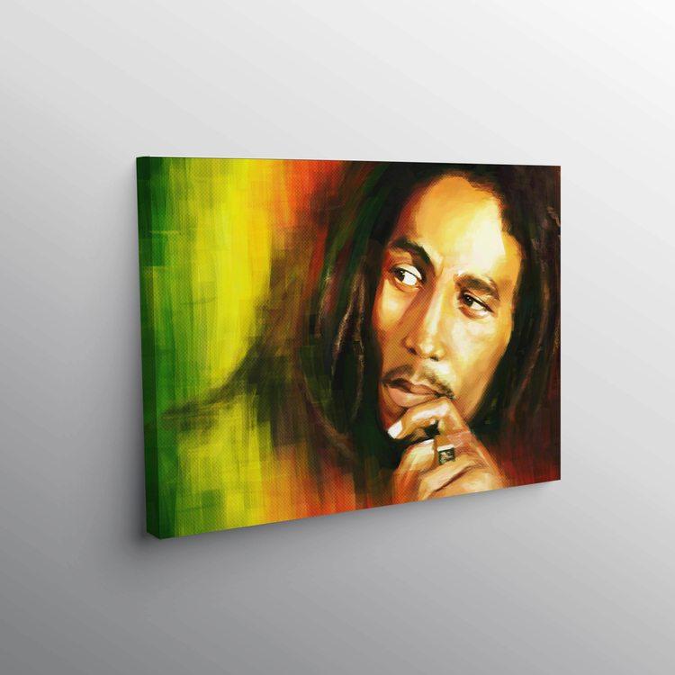 Картина Король Регги - p53666