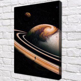 Картина Космическая Прогулка