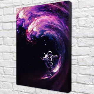 Картина Космическая Волна