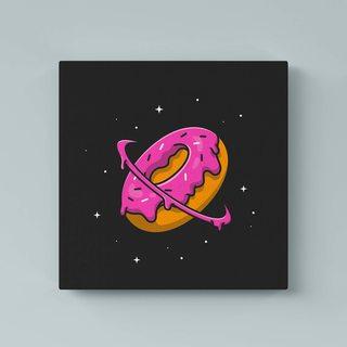 Картина Космический Пончик - p53594