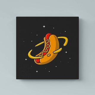 Картина Космический Хот-Дог - p53593