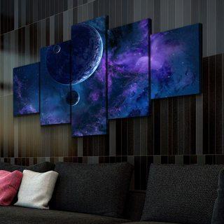 Картина Бесконечный Космос