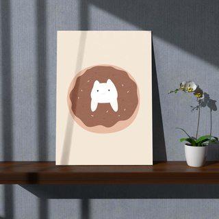 Картина Котик Пончик - p53561