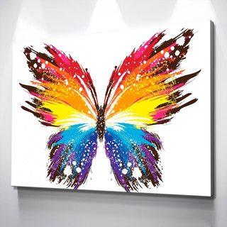 Картина Красочная Бабочка