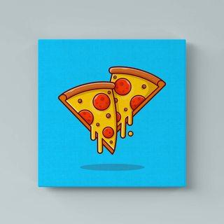 Картина Кусочки Пиццы - p53577