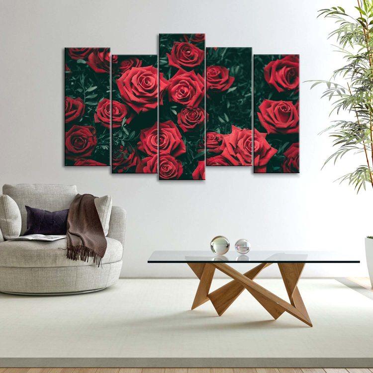Картина Кусты Роз