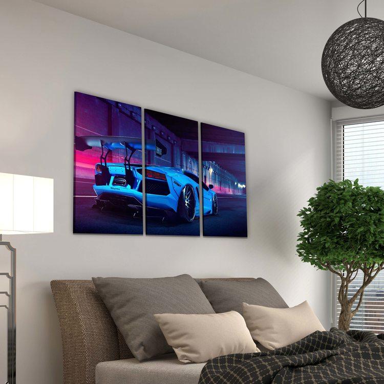 Картина Lamborghini Fondecran