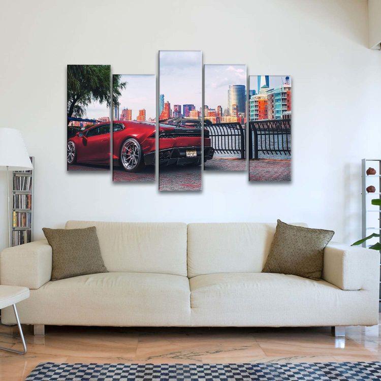 Картина Lamborghini Huracan