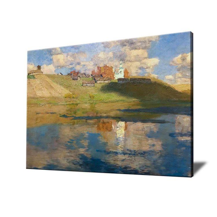 Картина Летнее Озеро - p53724