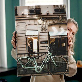 Картина Магазин Шанель