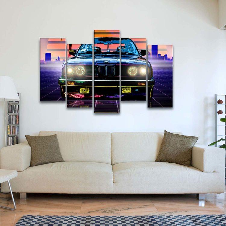 Картина Майами Авто
