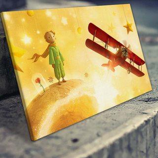 Картина Маленький Принц - Небо