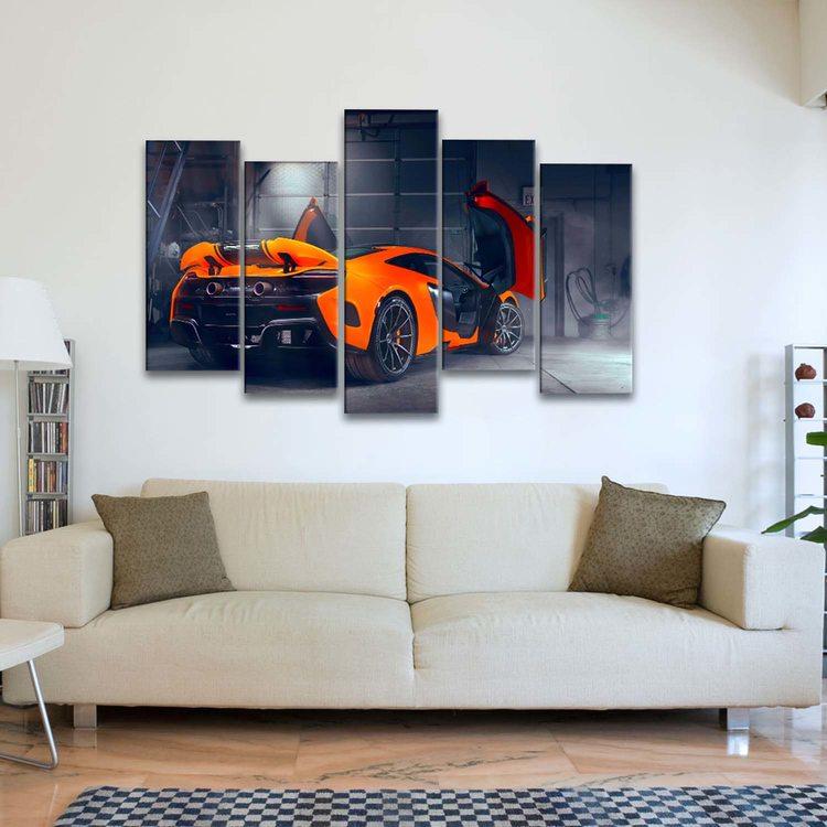 Картина McLaren