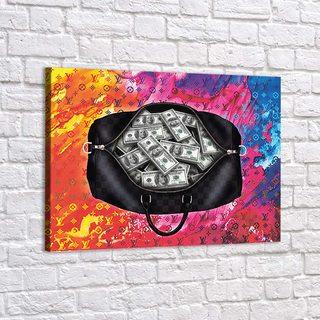 Картина Money Bag