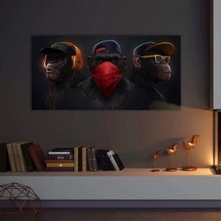 Картина Обезьяны