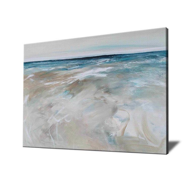 Картина Море Абстракция - p53713