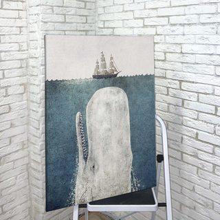 Картина Морское Чудище