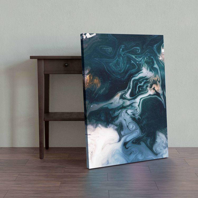 Картина Морской Мрамор - p53842