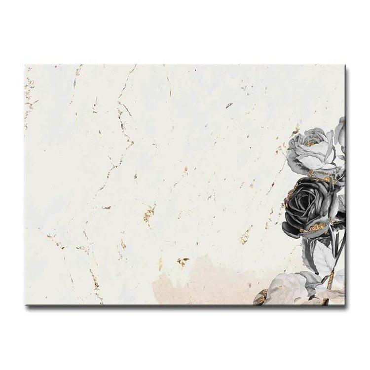 Картина Мраморные Розы - p53858