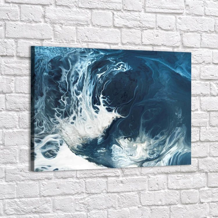 Картина Мраморные Волны - p53861