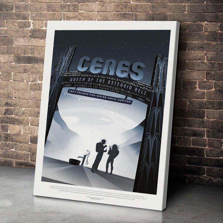 Картина  NASA Ceres
