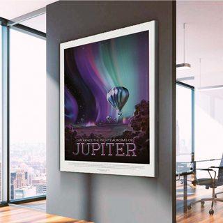 Картина  NASA Юпитер