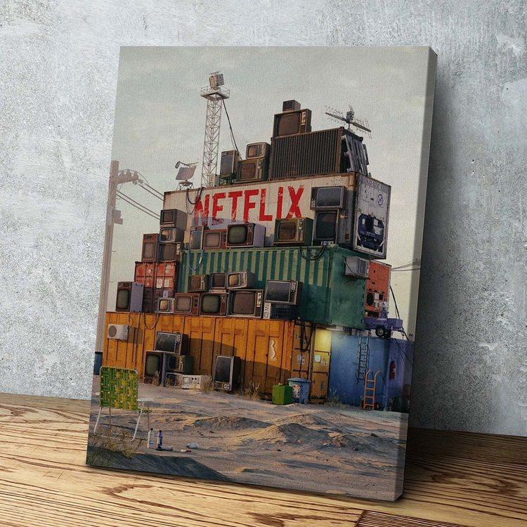 Картина Netflix